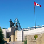 Canadian Peacekeeping Monument